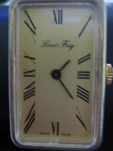 Louis Frey? cheap watch?
