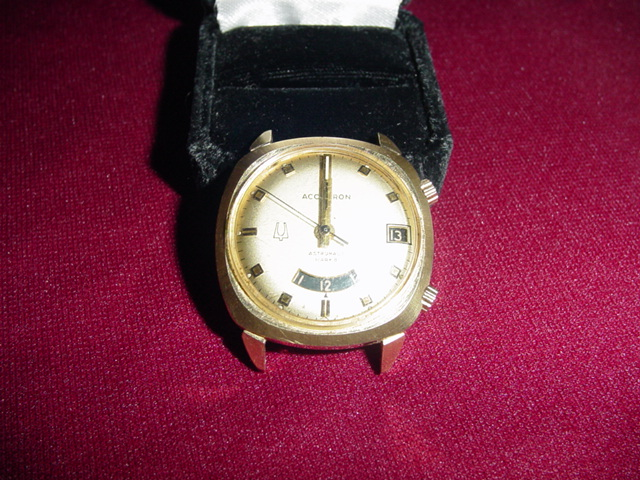Accutron Astronaut - Pics about space