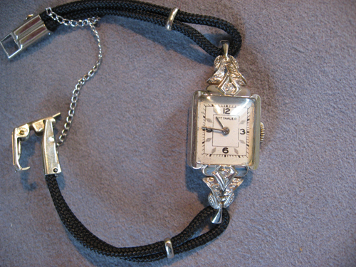 Classicwatch discussion fora ladies wittnauer 14k white gold ladies wittnauer 14k white gold diamond watch sciox Choice Image