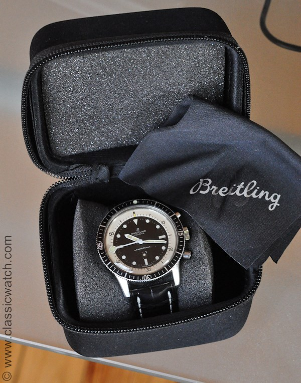 Breitling Superocean Reference 2005