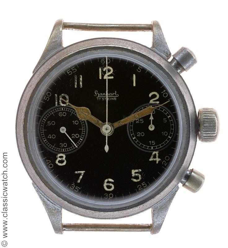 Hanhart Watches, vinta...
