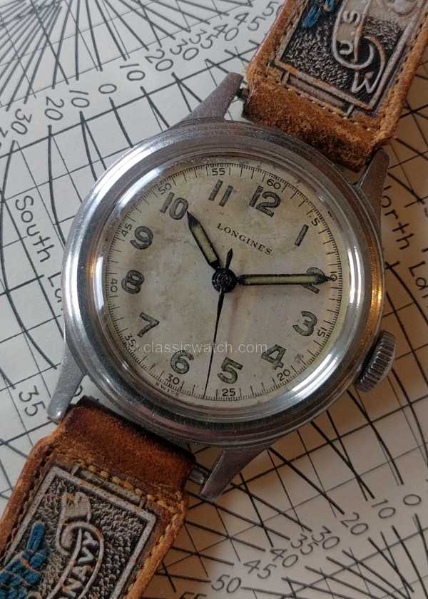 Longines U.S. Military Vintage Watches: rx1254