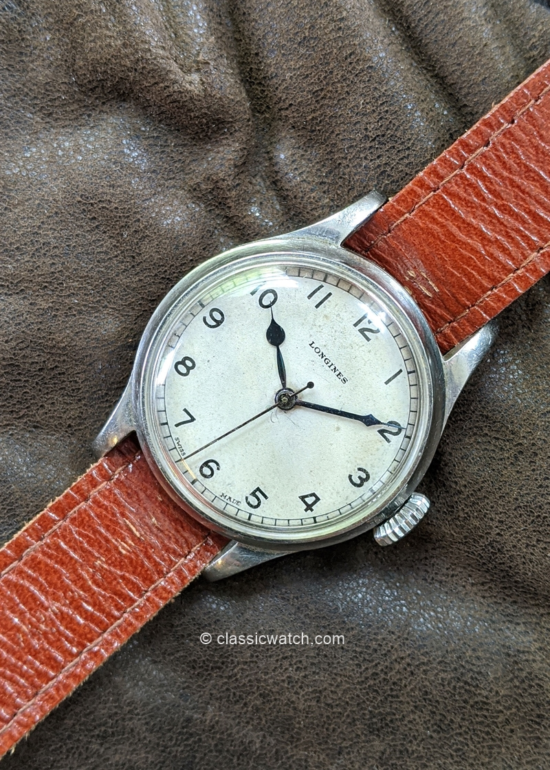 Longines British RAF 6B/159 Vintage Watches: rxc0006