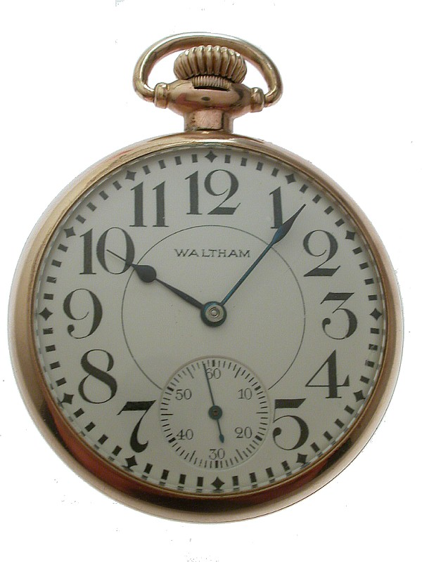 waltham pocket watch repair manual