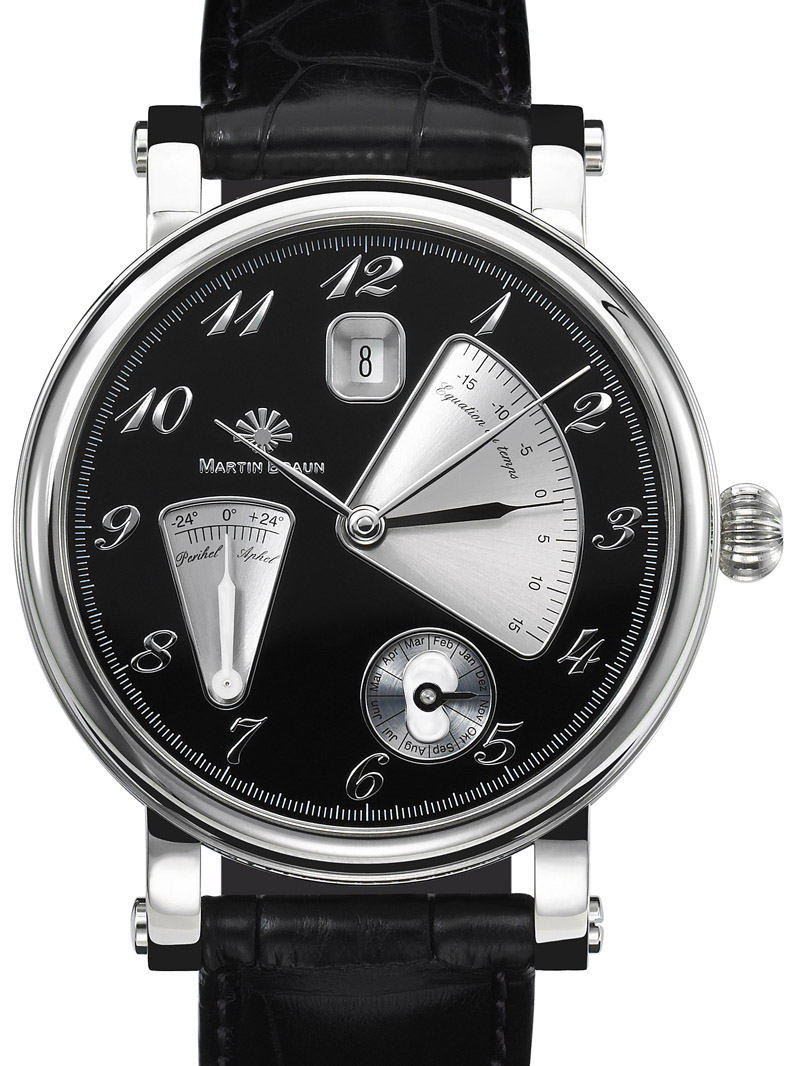 Braun Square Wrist Watch