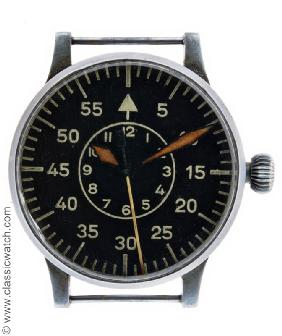 Laco Beobachtungsuhr Military Watches