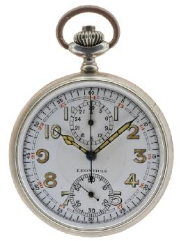 Léonidas Kriegsmarine Pocket Watchesrx0861