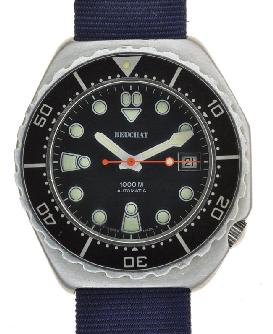 Beuchat French Navy Military Watches
