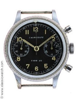 Auricoste French Airforce Type 20 Military Watches