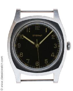 Eterna Czech Military Military Watches