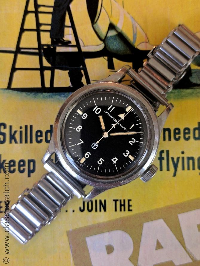 IWC Mark 11 Military Watches