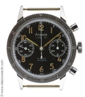Airain Type 20 Military Watches: rx1156