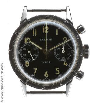 Dodane Type 21 Military Watches: rx1183