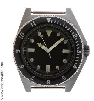 Benrus Type I Sterile Military Watchesrx1187