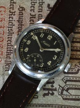 Minerva German D.H. Used Watches: rx1227