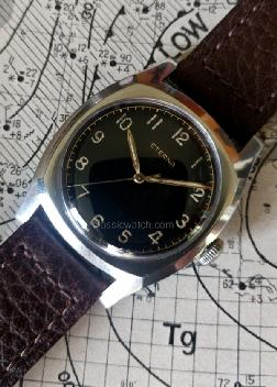 Eterna Czech Military Military Watches: rx1297