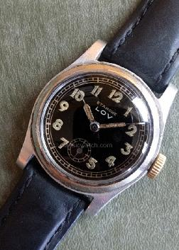 Cupillard French Army Used Watches: rx1303