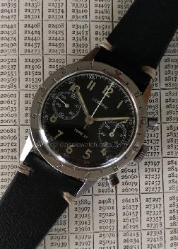 Dodane Type 21 Used Watches: rx1314