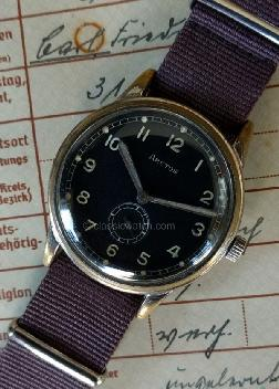 German German Army Military Watches: rx1321