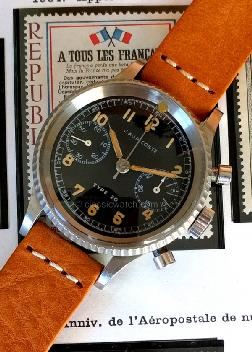 Auricoste French Airforce Type 20 CEV Used Watches: rx1338