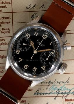 Hanhart Luftwaffe Latest Watches: rx1349