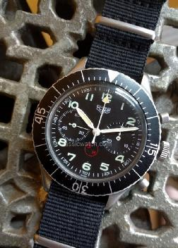 Heuer German Airforce Bund Latest Watches: rx1358