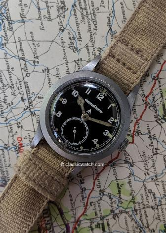 Jaeger-LeCoultre British Military W.W.W. Latest Watches: rx1370