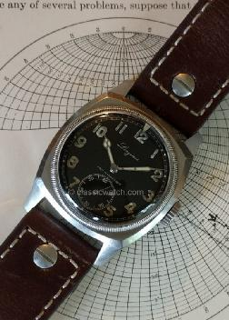 Longines Czech Military Latest Watches: rx1379