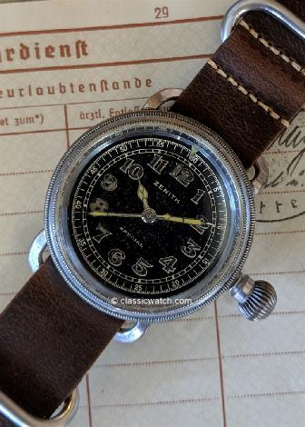 Zenith German Military 1928 Latest Watches: rx1395