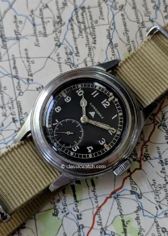 Longines Czech Greenlander Used Watches: rx1400
