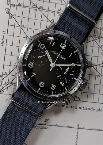 Mathey-Tissot Type 20 Latest Watches: rx1401