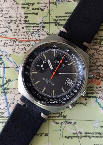 Auricoste French Army Used Watches: rx1403