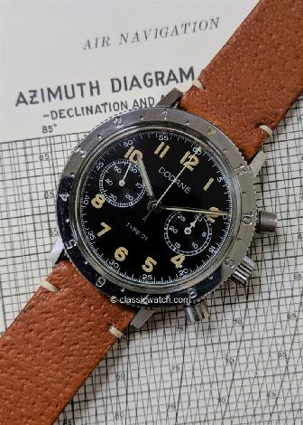 Dodane Type 21 Used Watches: rx1408