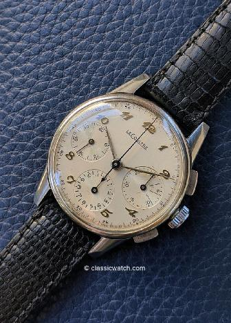 Jaeger-LeCoultre 3 Register Latest Watches: rx1421