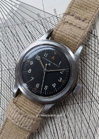 IWC Mark 11 Military Watches: rx1423