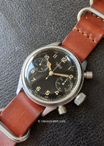 Hanhart Luftwaffe Used Watches: rx1436