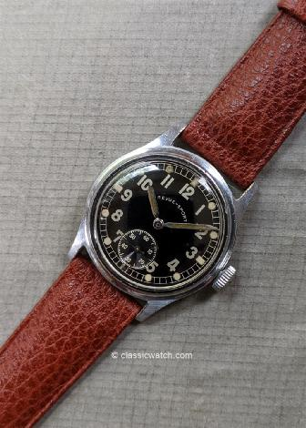 Revue German D.H. Latest Watches: rxc0015