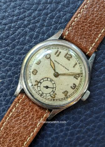 Girard-Perregaux German D.H. Used Watches: rxc0017