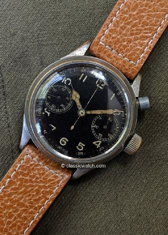 Hanhart Luftwaffe Used Watches: rxr0315