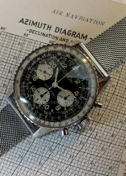 Breitling Cosmonaute Used Watches: rxr0326