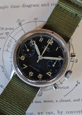 Vixa French Type 20 Latest Watches: rxr0356