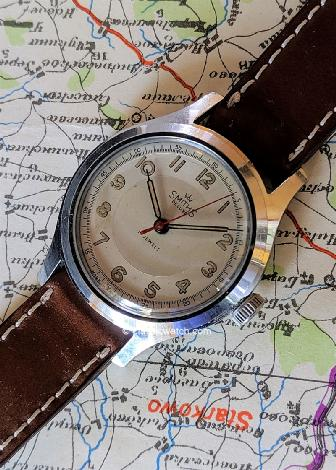 Smiths Smiths A454 Vintage Wrist Watches: rxr0366