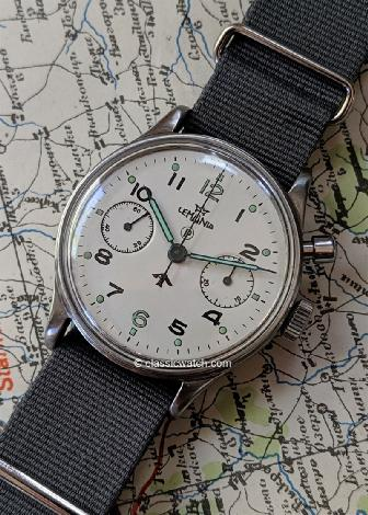 Lemania British R.N. Latest Watches: rxr0368