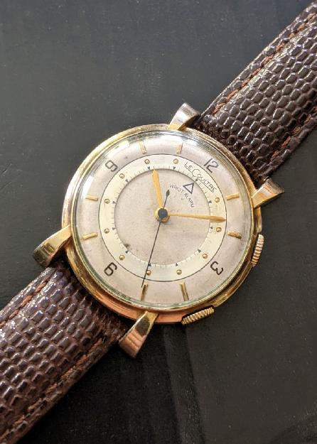 LeCoultre Memovox Used Watches: rxr0375