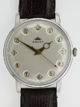 Gruen Watch Airflight Wrist Watches