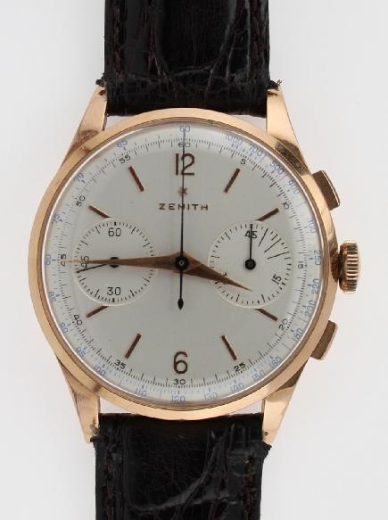 Zenith Chronograph Timepices